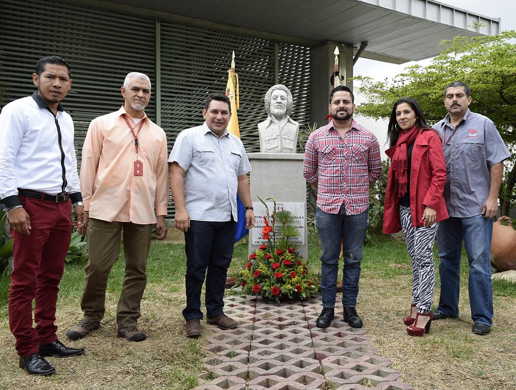 Metro Los Teques retomará festival de la canción necesaria en honor a Alí Primera