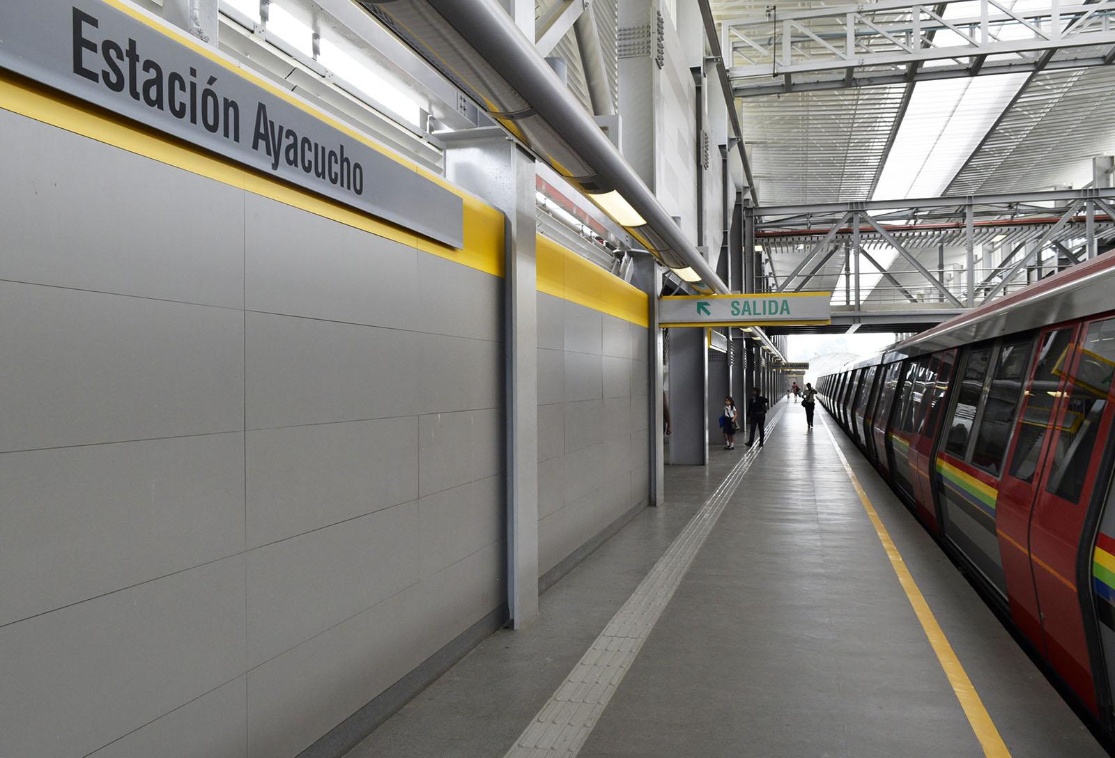 Estación Ayacucho