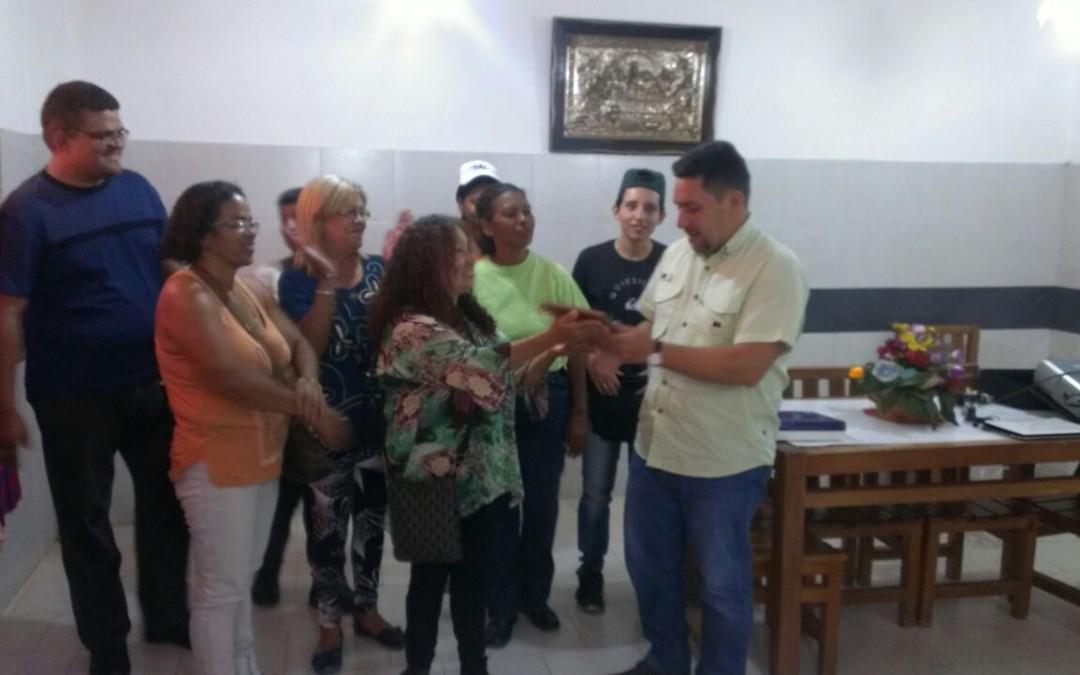 Habitantes de Guaremal reconocieron trabajos de Metro Los Teques