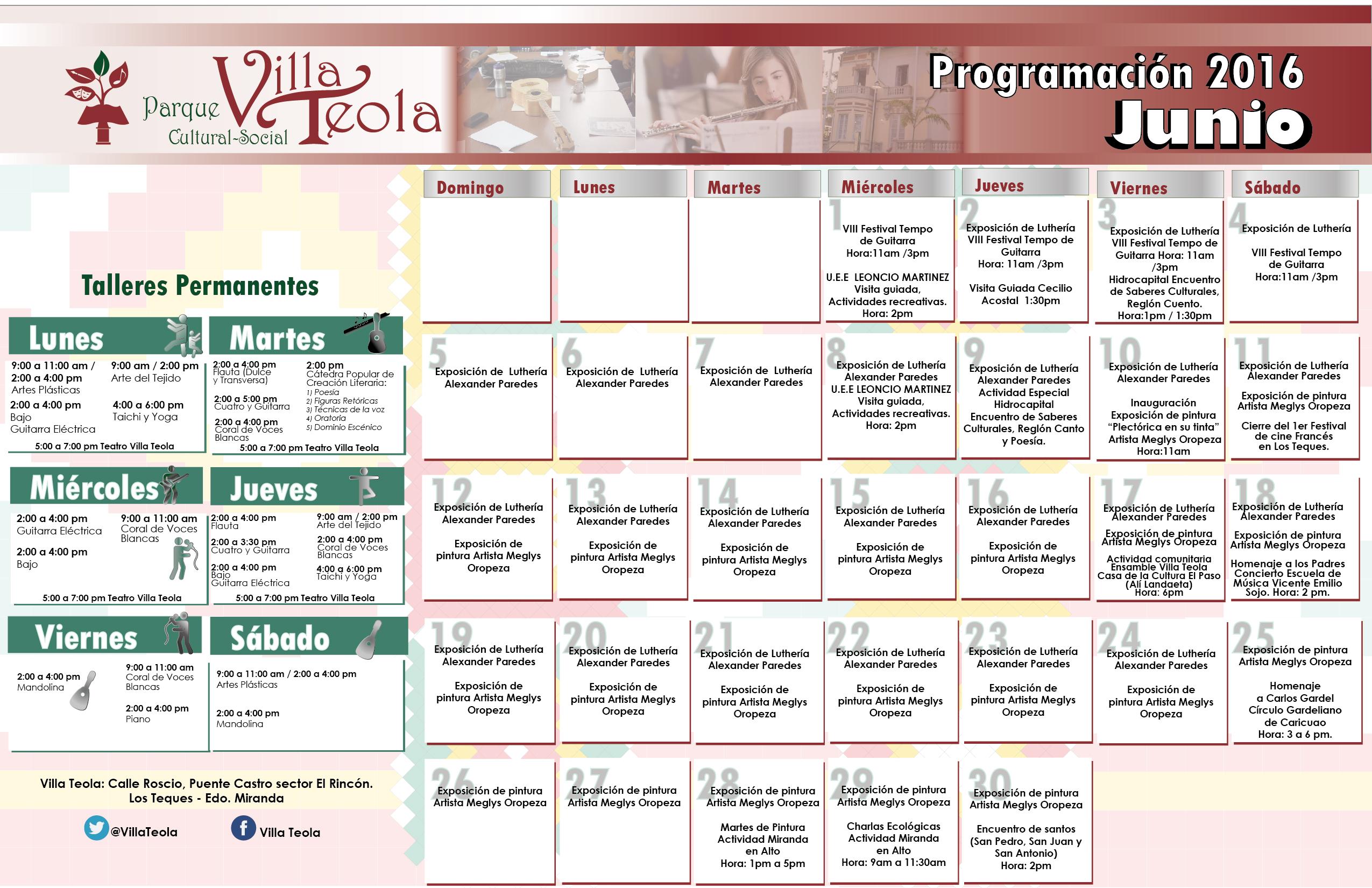 Villa Teola Junio