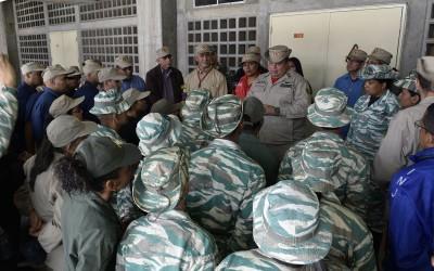 Cuerpo Combatiente de Metro Los Teques activó maniobra en caso de contingencia