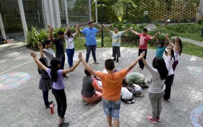 Niños se relajan, aprenden y se divierten en Plan Vacacional de Villa Teola