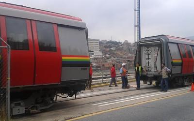 En 15 días estará operativo el décimo séptimo tren Metrópolis que llegó al país