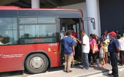 Usuarios de Metro y Sitssa no aceptan chantaje de transportistas privados