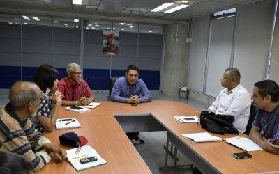 Inces certificará taller de huerto urbano de Metro Los Teques
