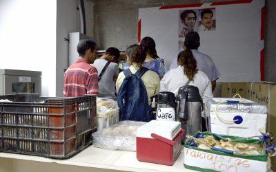 Refuerzan prohibición de venta informal en adyacencia de las estaciones