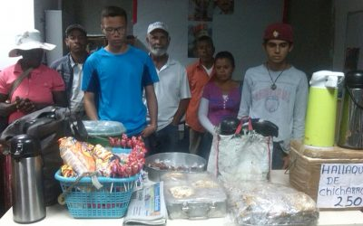 A la orden de Poliguaicaipuro vendedores informales retenidos en estaciones