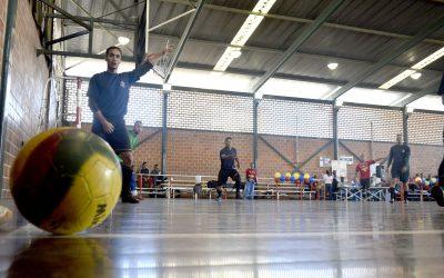 Metro Los Teques le ganó a Sepinami en fútbol sala