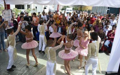 Jóvenes altomirandinos recordaron las canciones del gran Alí a sus 75 años de natalicio