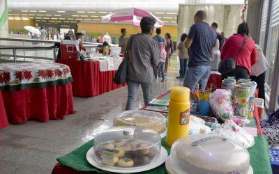 Feria navideña de Metro Los Teques abrió sus puertas en el Cecap