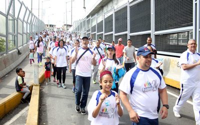 Metro Los Teques realizará 2da Caminata Familiar 2 K