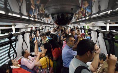 Una tarde de viaje en el Tren Guaicaipuro alivia la rutina y reconforta a usuarios