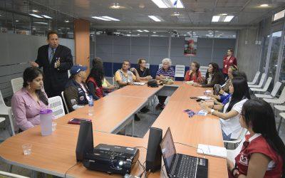 Féminas de comunidades guaicaipureñas aprendieron sobre violencia de género