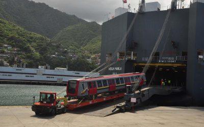 Con la Misión Transporte Metro Los Teques recibe tren número 19°