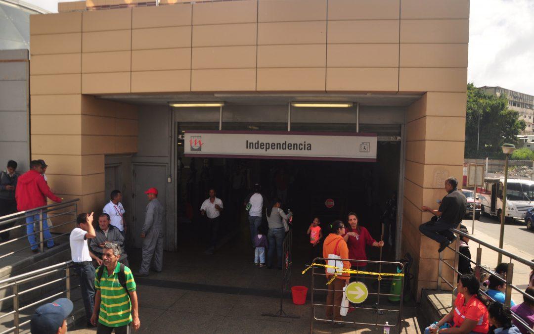 Desarticulan banda dedicada a robo en Metro Los Teques