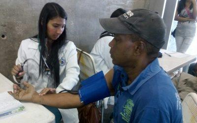 Este jueves habrá jornada médica gratuita en estación Guaicaipuro