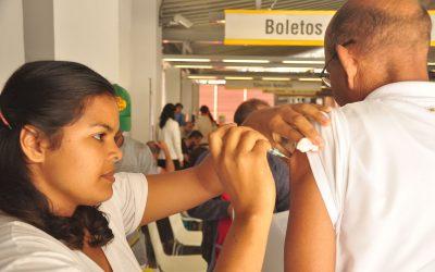 Jornada médica en estación Ayacucho benefició a 200 personas