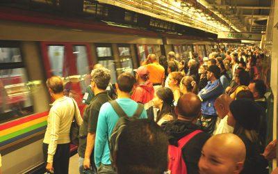 Usuarios piden cese a agresiones contra sistema de transporte