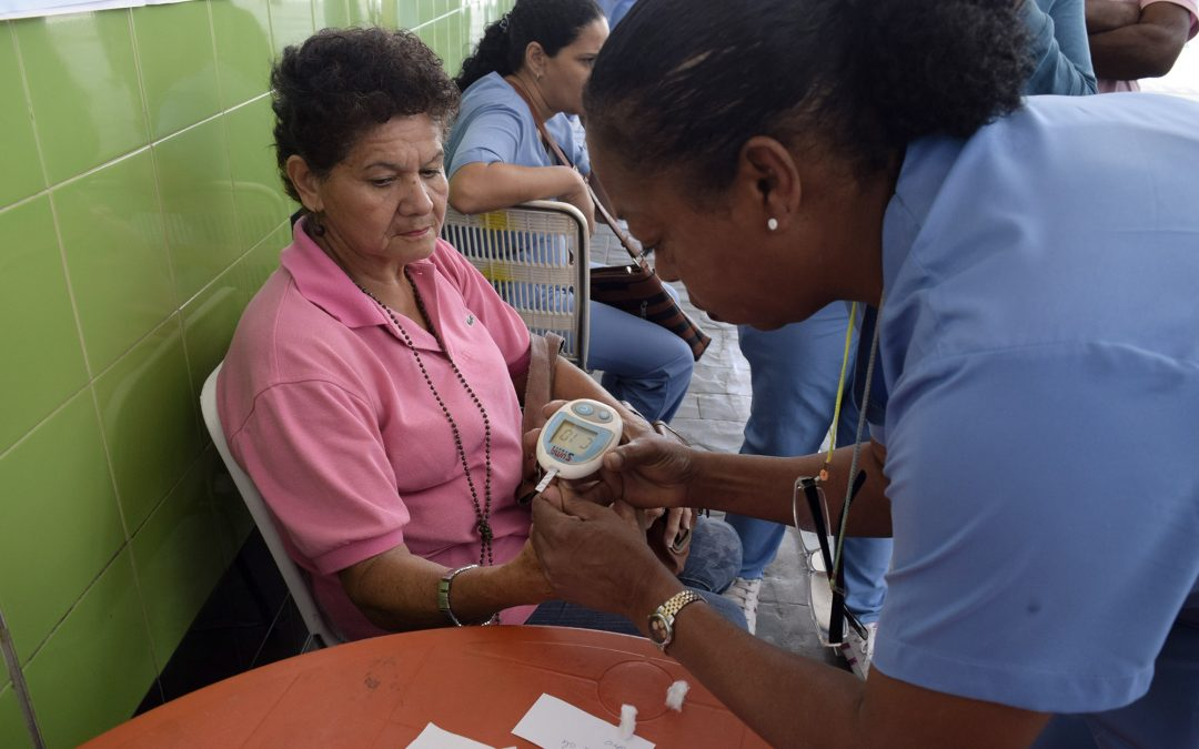 Más de 300 personas aprovecharon jornada gratuita de medicina en Alí Primera
