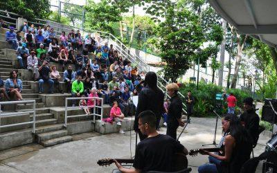 Alumnos de música superaron primer nivel con un concierto en Villa Teola