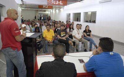Fueron ascendidos y reclasificados 40 trabajadores de la compañía
