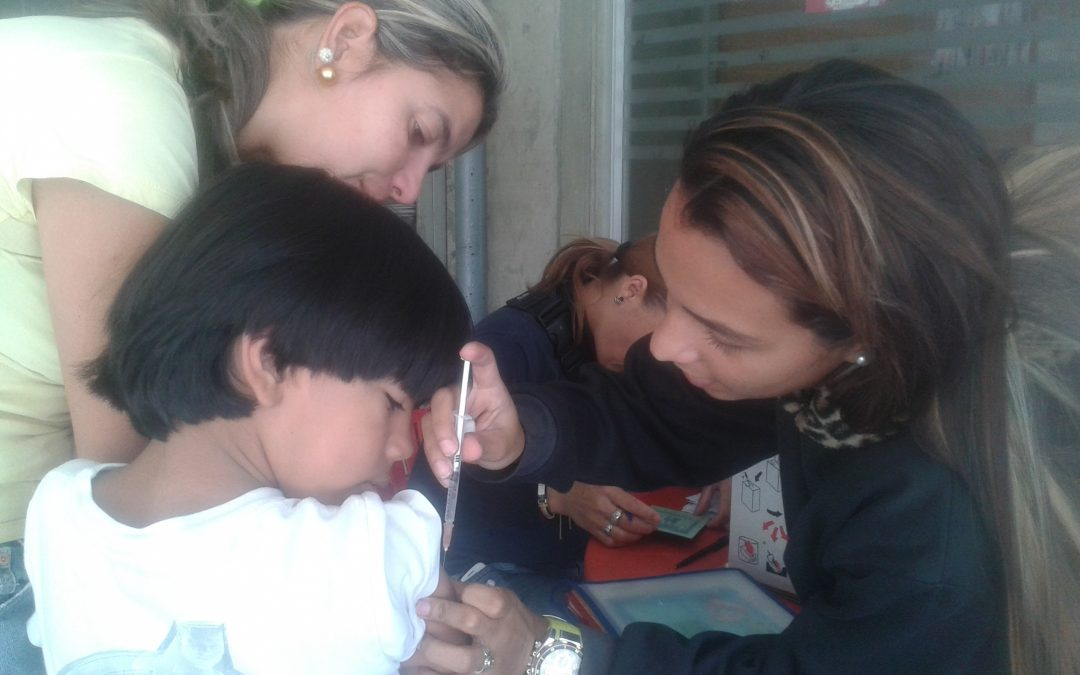 Jornada de vacunación en el Cecap hasta el 20 de noviembre