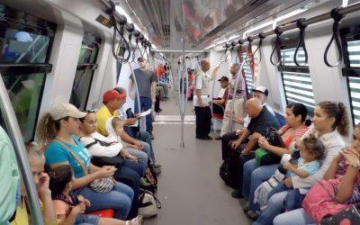 Meta de Metro Los Teques será ampliar estaciones y mejorar calidad de servicio