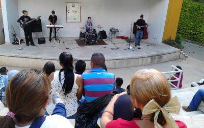 Kuantum y Caribean llenaron de música los espacios del Villa Teola
