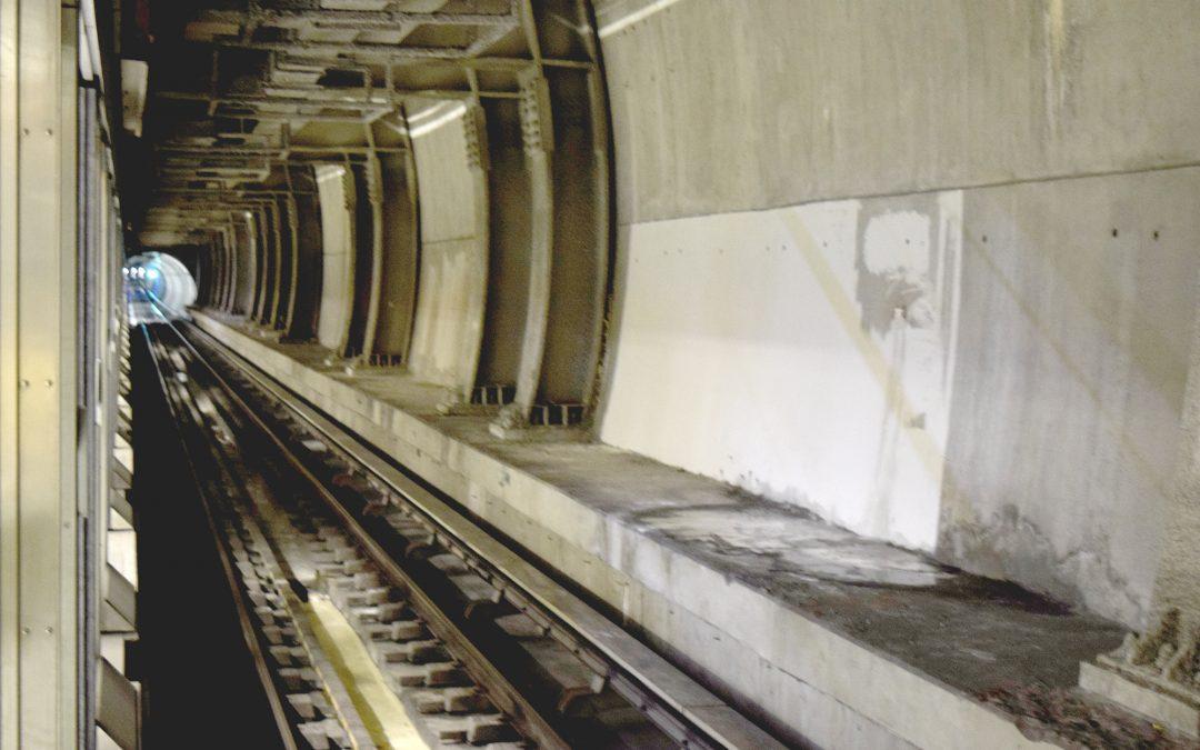 Metro Los Teques garantiza bajos niveles de agua en estación Guaicaipuro