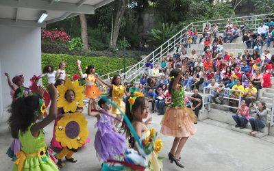 Bulla de carnaval encendió programación de febrero en Villa Teola