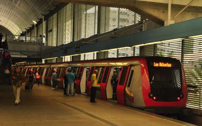 Metro Los Teques garantizó seguridad de usuarios durante carnavales