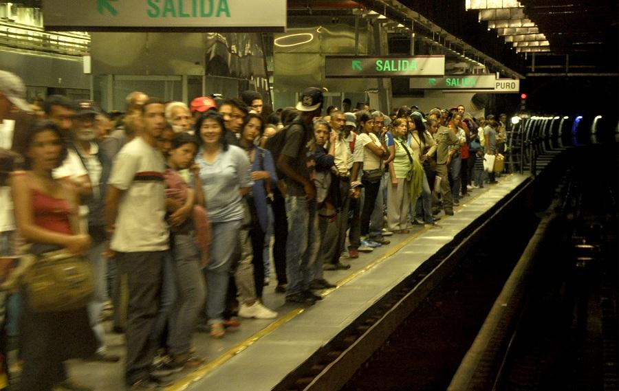 Robo de 168 metros de cable alteró operatividad de Metro Los Teques