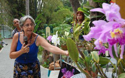 En el Villa Teola sensibilizaron a los niños sobre la preservación de la flor Nacional