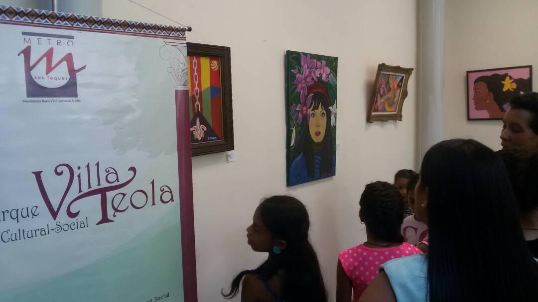Al son de la Negra Baila homenajean a las madres en el Villa Teola