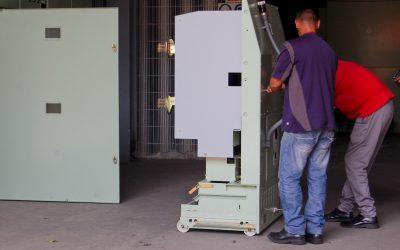 Instalan nuevo disyuntoreléctricopara Metro de los Teques