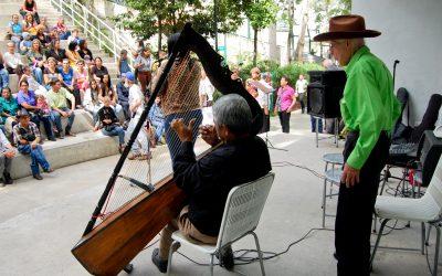 3er. Festival de Joropo Central puso a bailar a todos en el Villa Teola