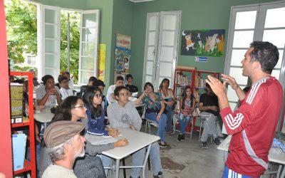 Presentaron herramienta musical innovadora en Villa Teola