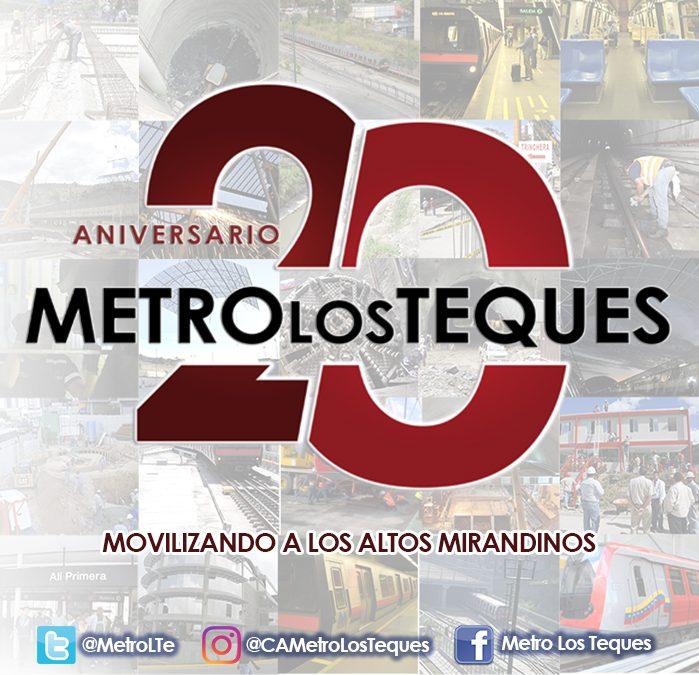 C.A Metro Los Teques: 20 años movilizando a los Altos Mirandinos