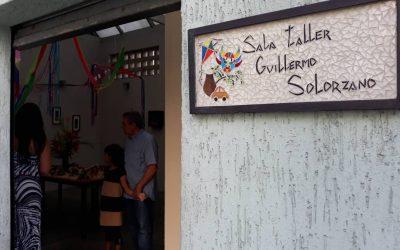 Guillermo Solórzano: el artista que impulsó a una ciudad