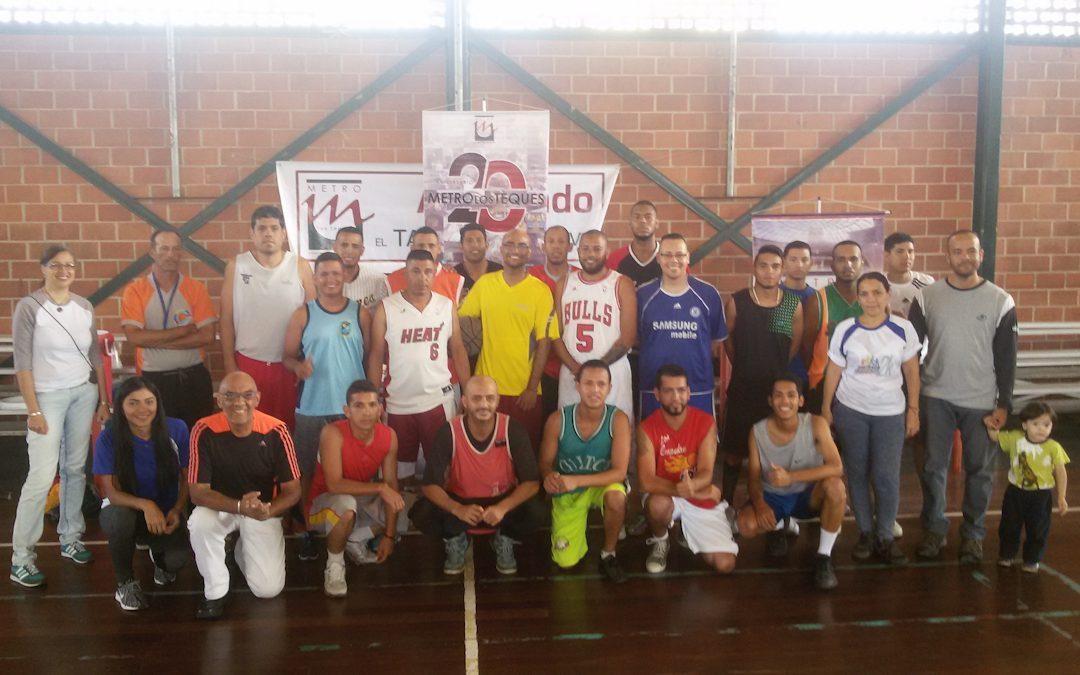 C.A. Metro Los Teques apoya al talento deportivo en su aniversario