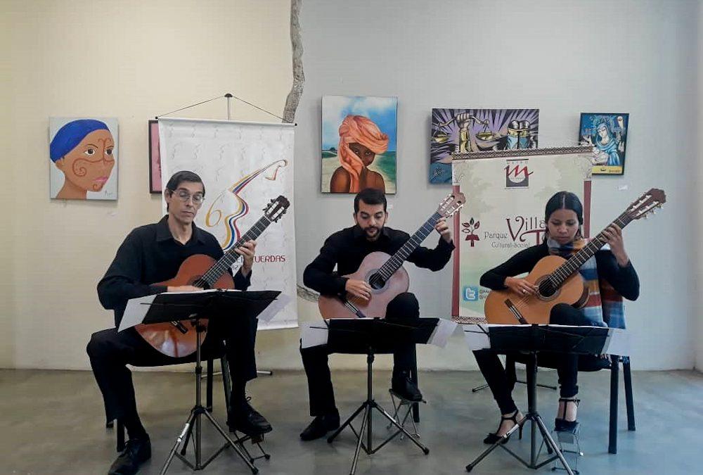 Con concierto íntimo celebraron a Leopoldo Igarza en Villa Teola
