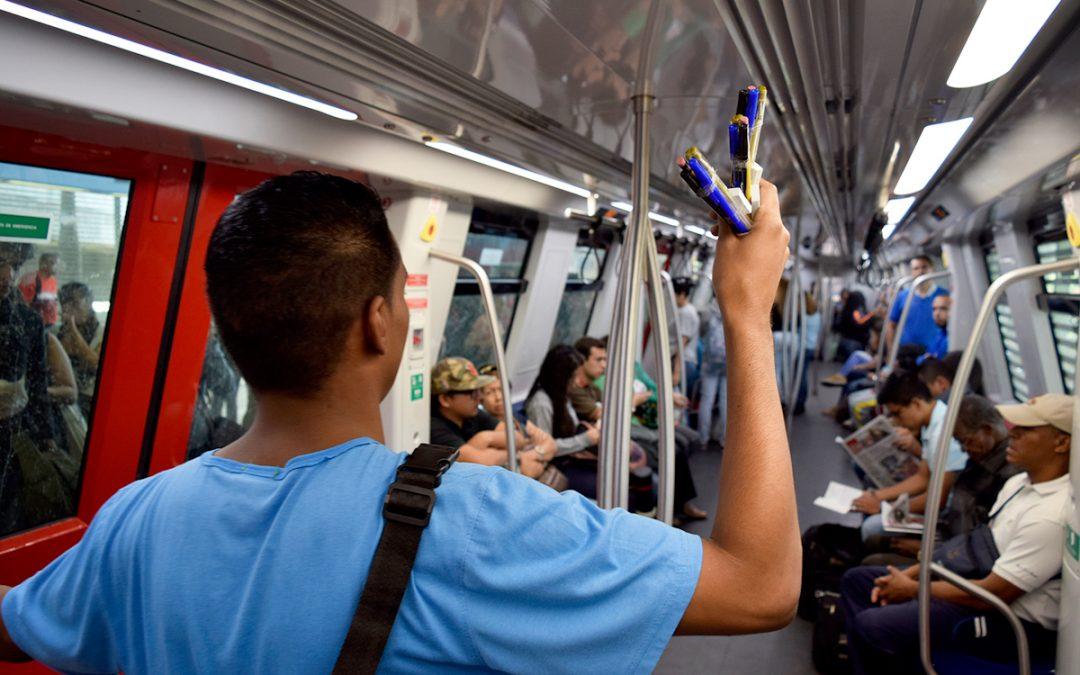 Metro Los Teques combate la buhonería dentro del sistema