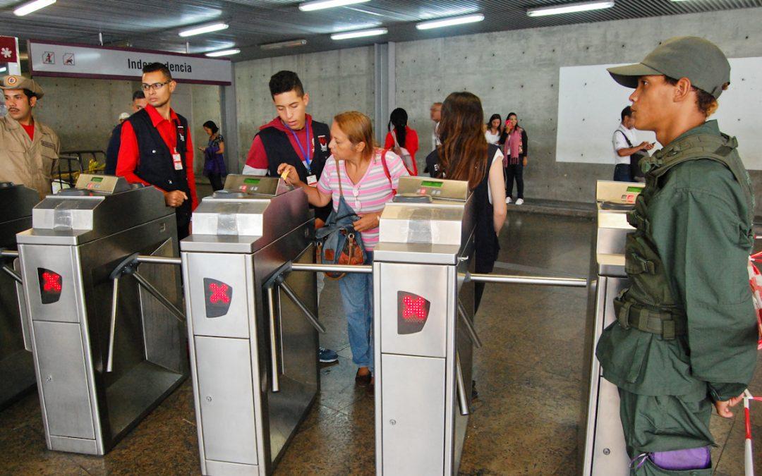 Inició cobro de boleto en Metro Los Teques con total normalidad