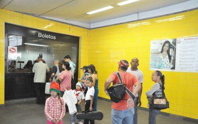 Primer día de venta de boletos en Metro Los Teques se desarrolló con normalidad