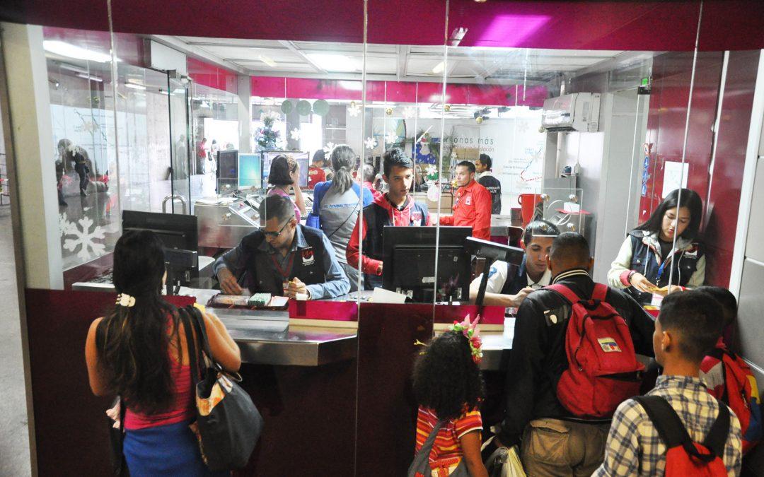 Metro Los Teques ha vendido más de 40 mil boletos
