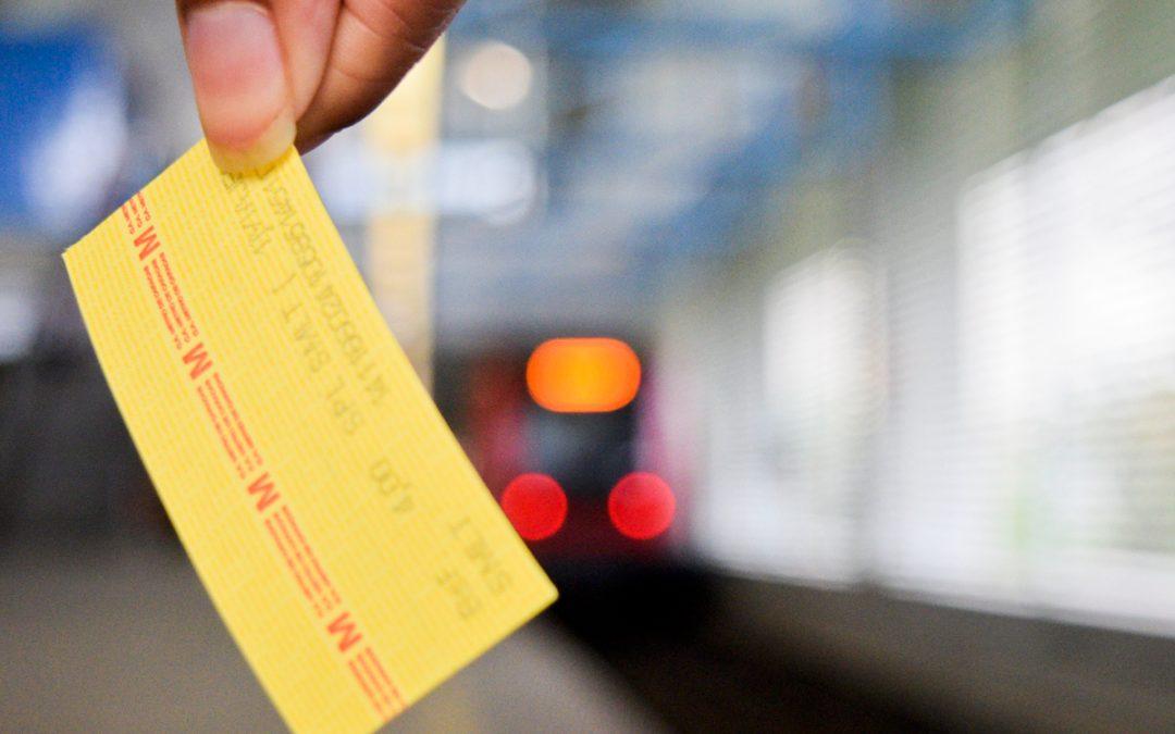 Metro Los Teques cobrará el pasaje a BsS 1 a partir del martes 11 de diciembre