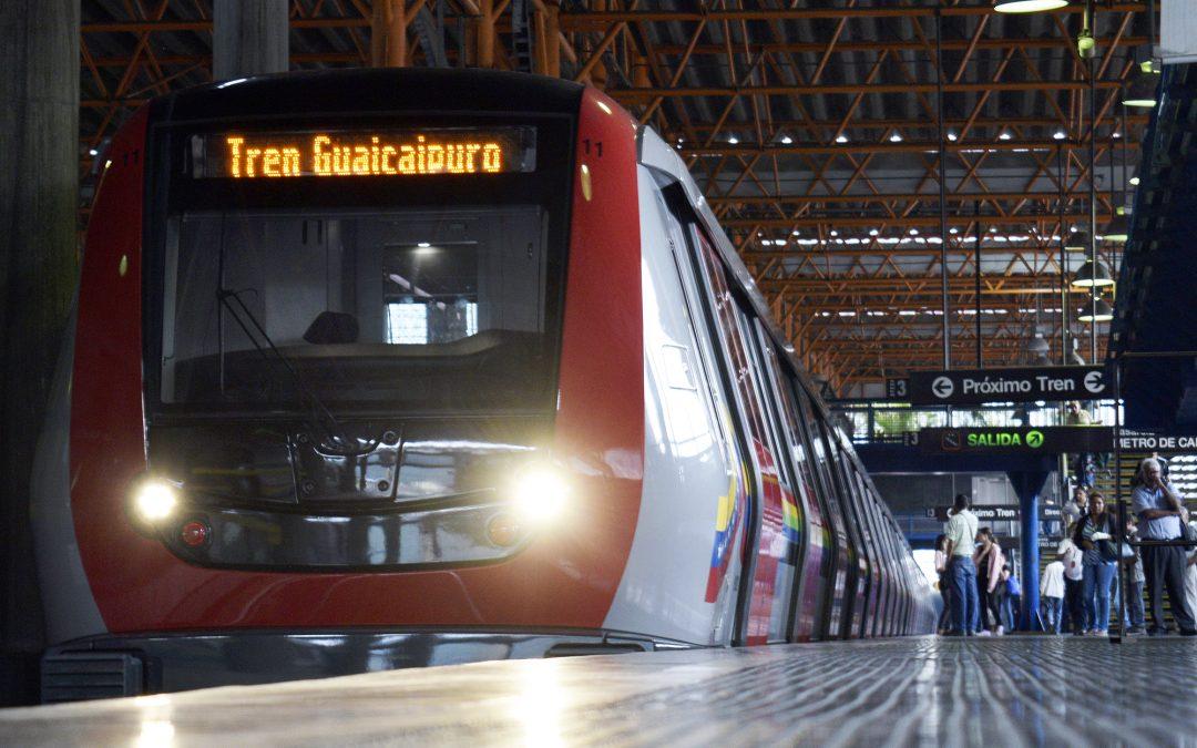Metro Los Teques registró un 65.87 % de aumento en la movilidad en 2018