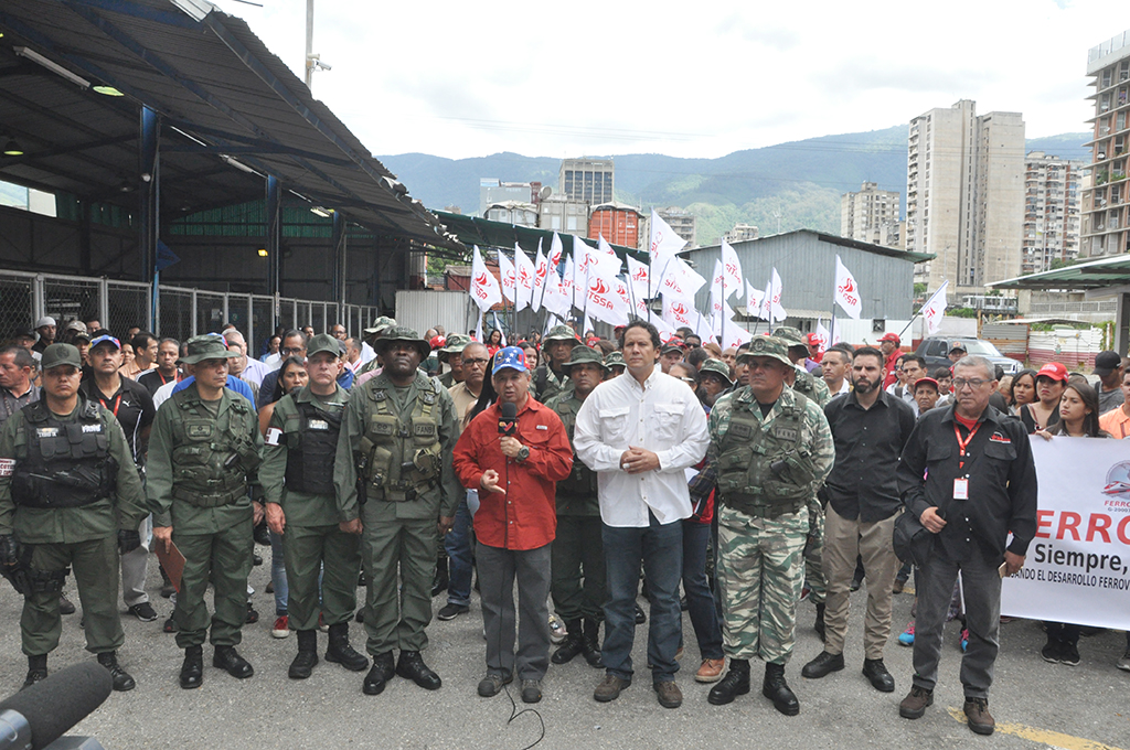 Gobierno Bolivariano inició este miércoles toma de campamentos de Odebrecht