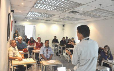 Más de 100 trabajadores de Mantenimiento participan en talleres de capacitación en Metro Los Teques
