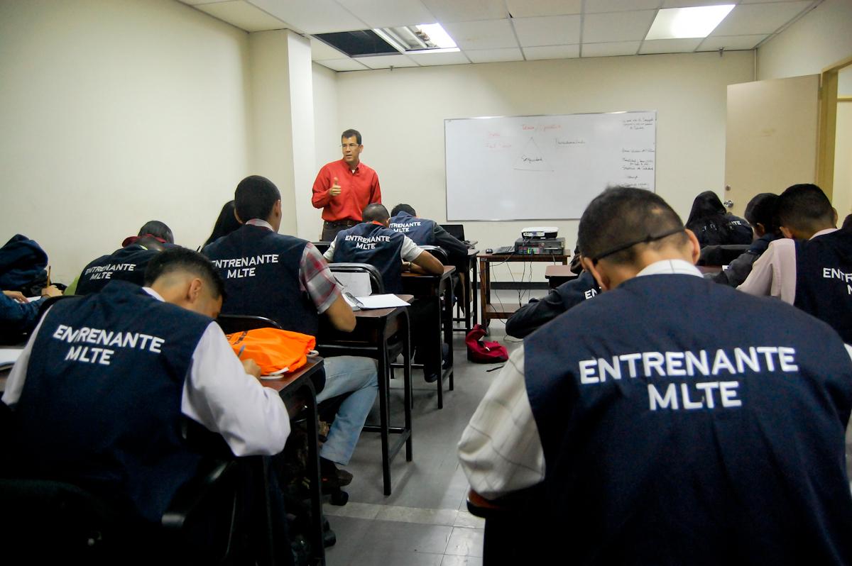 Inició con éxito la 2da cohorte de cursos de inducción de Metro Los Teques